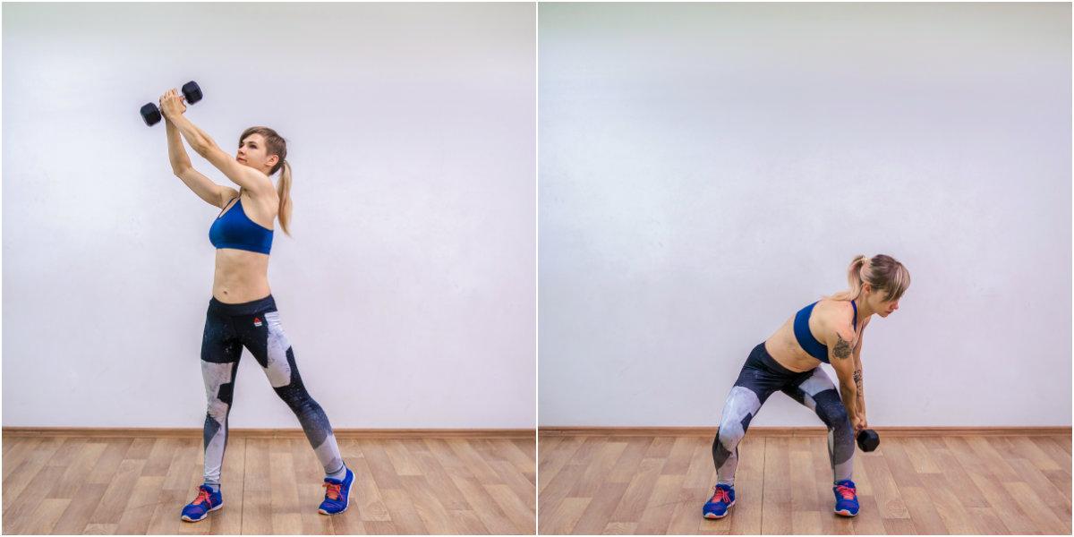 30 лучших упражнений без тренажёров для дома   журнал «будофит»