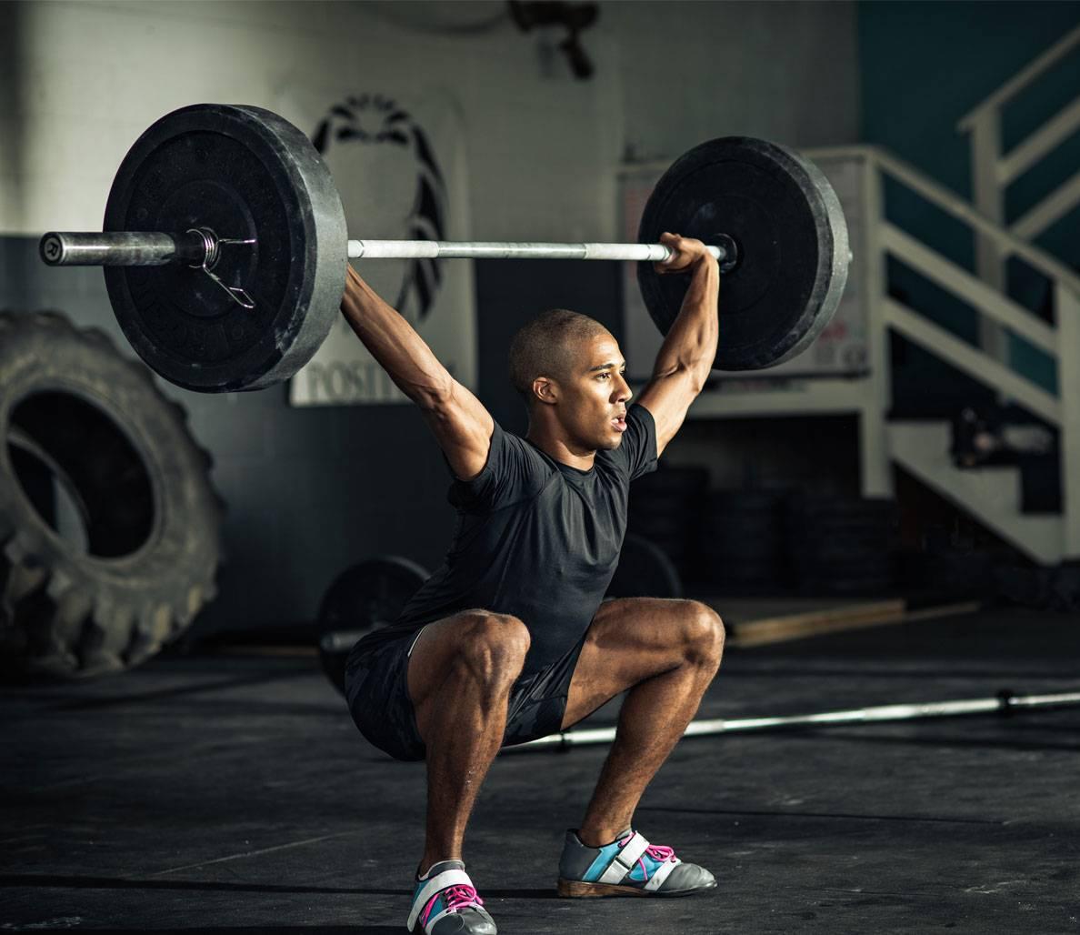 Как определить рабочий вес в упражнении?