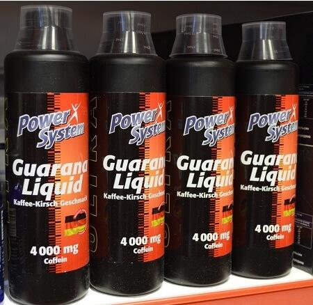Гуарана 2000 energy storm: как принимать и в чём польза