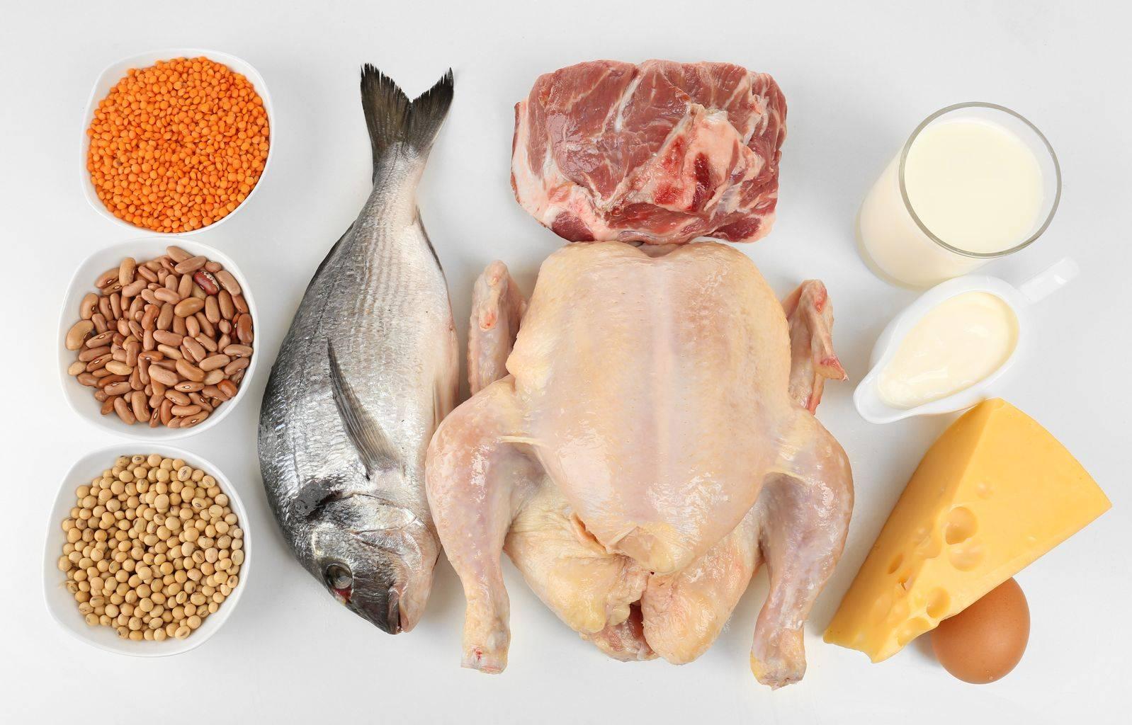 Что нужно есть для роста мышц: питание, продукты, витамины