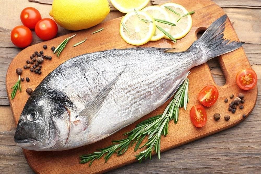 Рыба для набора мышечной массы