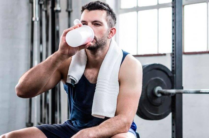 Восстановление после тренировки мышц с помощью питания и препаратов