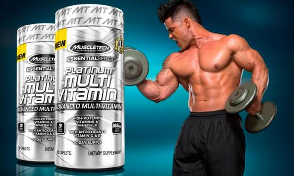 Muscletech platinum multivitamin review