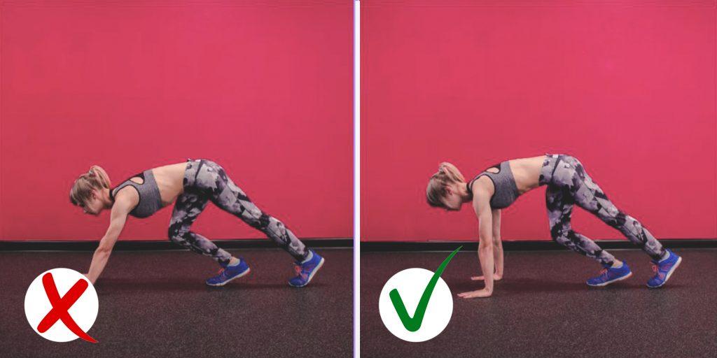 Как научиться стоять на руках у стены и ходить на руках, 3 шага