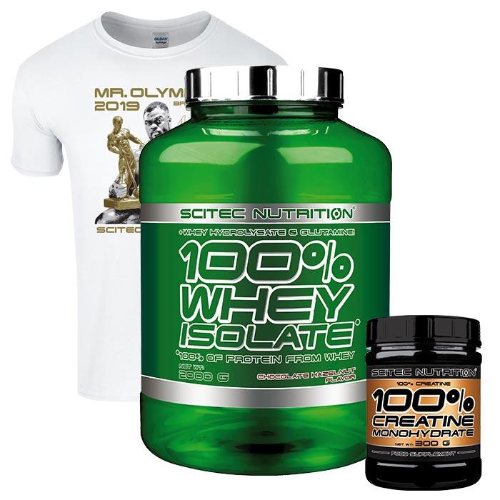 Изолят сывороточного протеина – чистый продукт для сушки мышц и набора массы