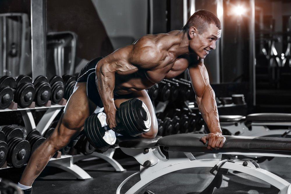Силовые тренировки дома: упражнения и программа тренировок