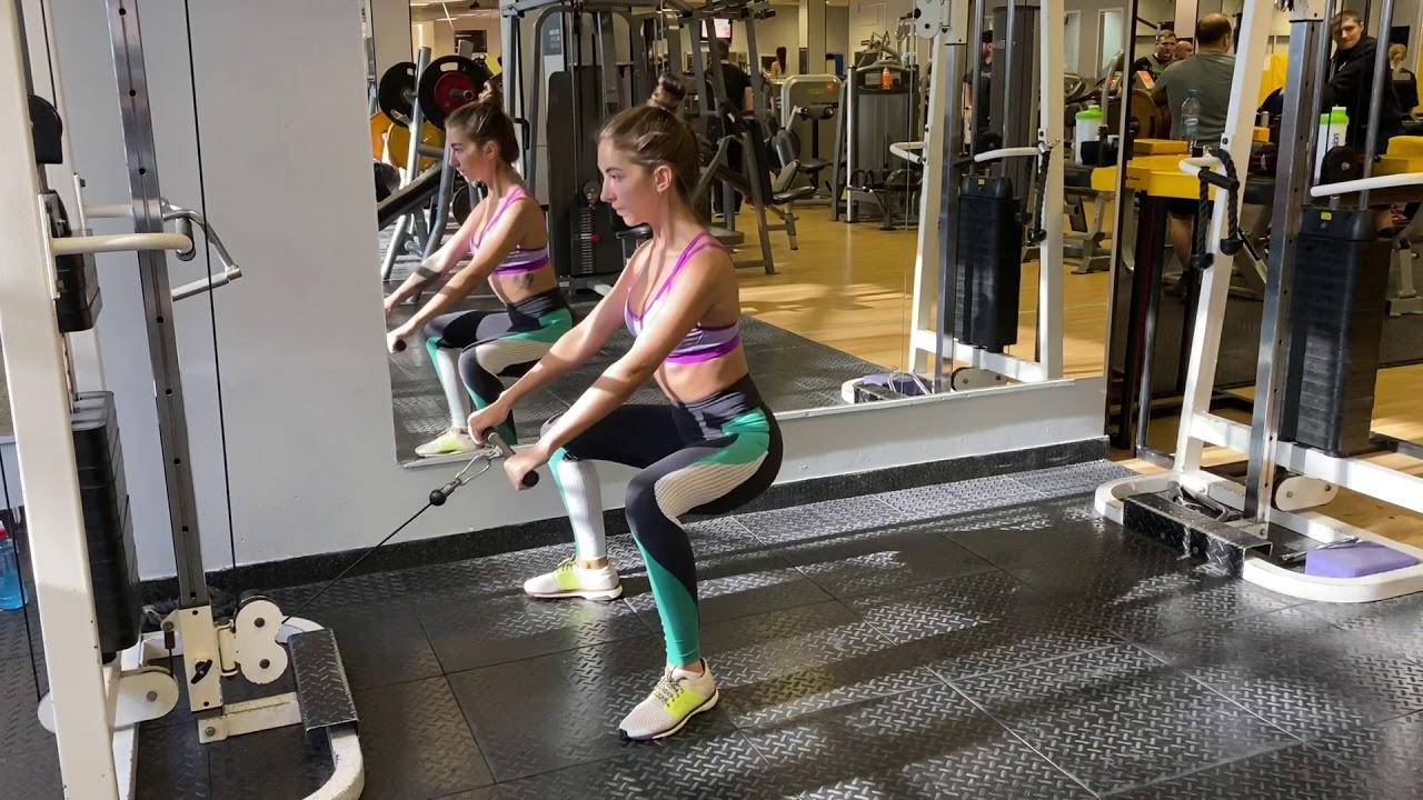 Воздушные приседания (air squat)