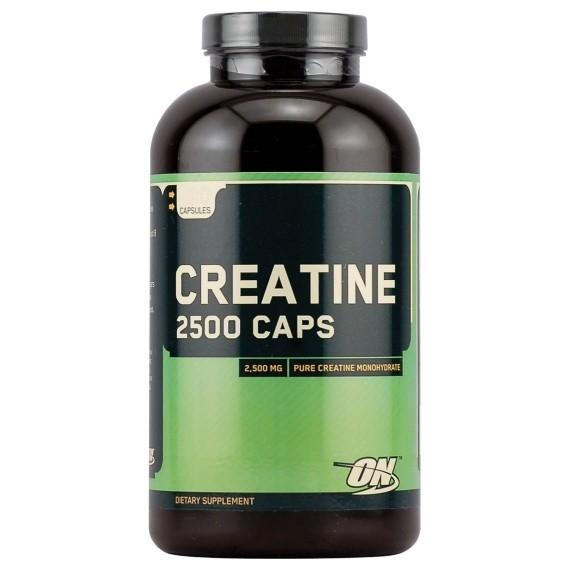 Creatine 2500 caps (optimum nutrition)