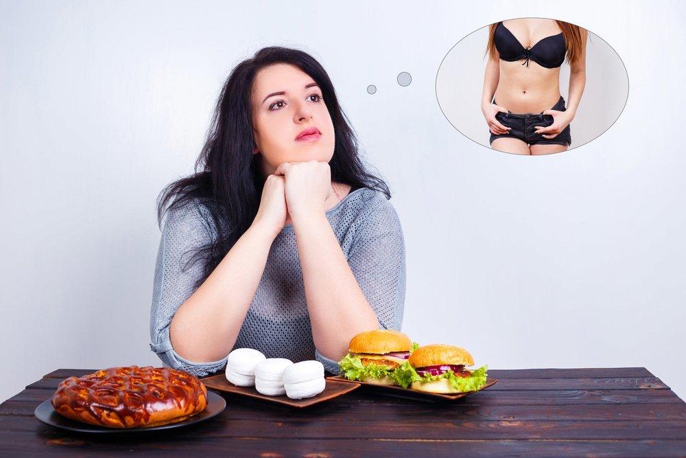 Потеря веса: похудание указывает на серьезные болезни