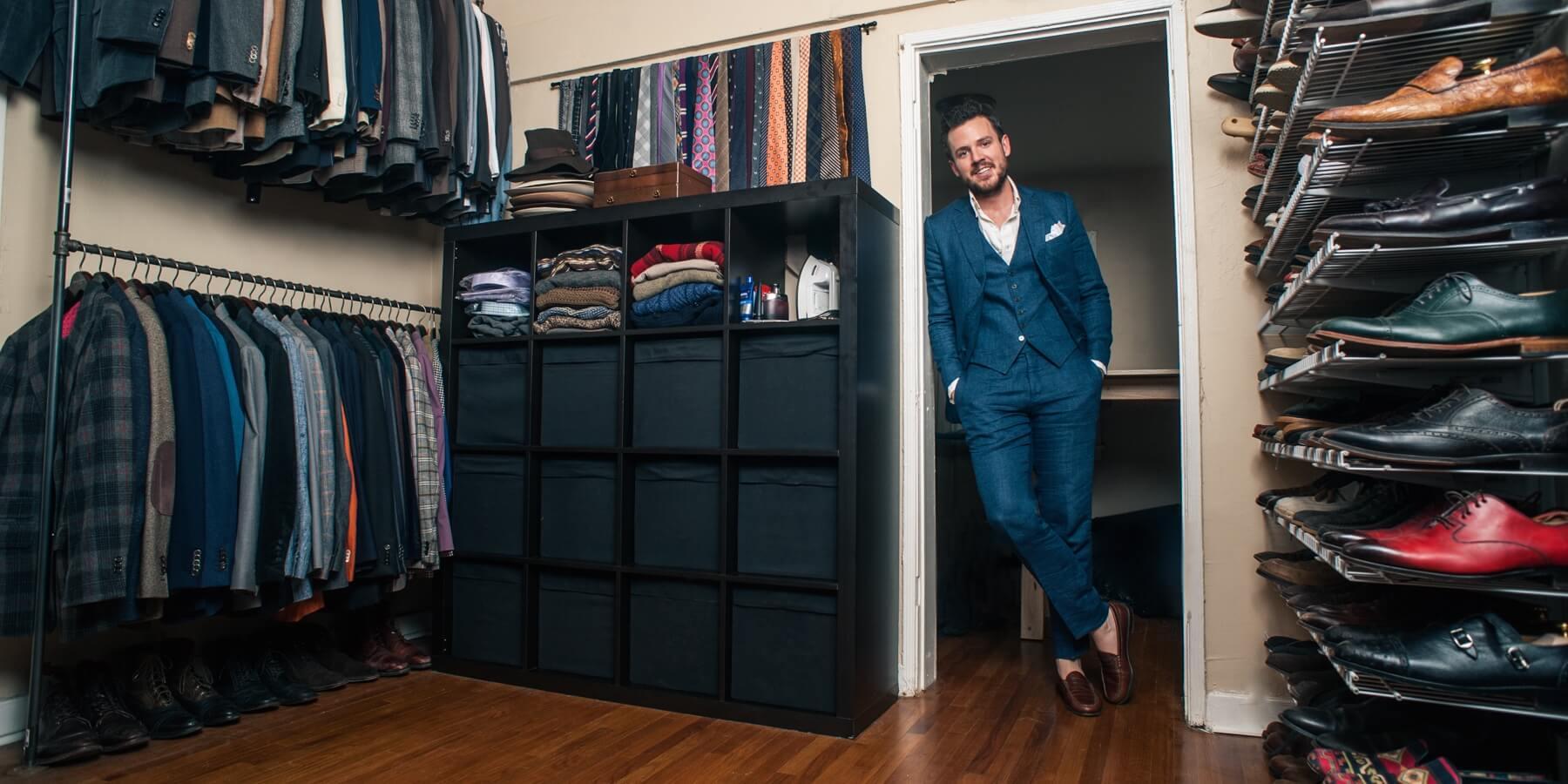 Базовый мужской гардероб | мужской стиль