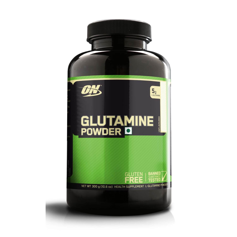 Глютамин optimum nutrition