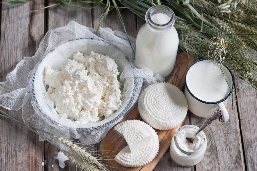Жирный творог: пищевая ценность, калорийность, польза и вред