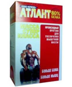 Купить атлант новая формула 80% (3000 грамм) - протеин