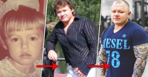 Спортсменка анна тураева: фото в молодости, до и после