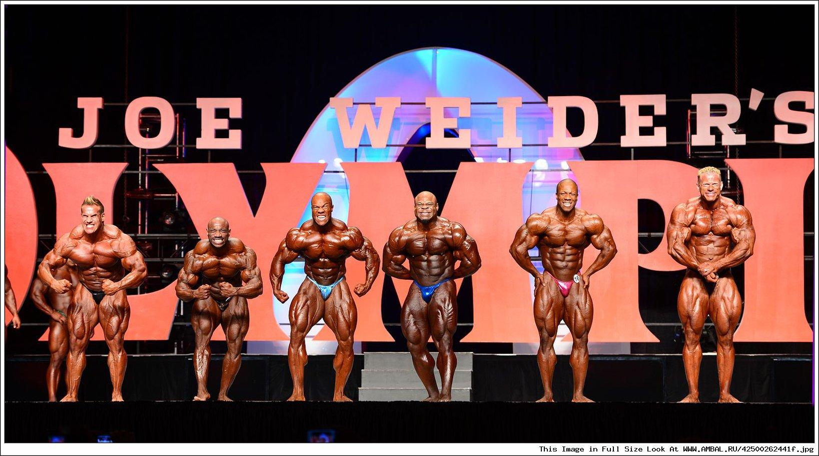 Фил хит готов занять своё место в зале славы с 8 победой на «мистер олимпия»