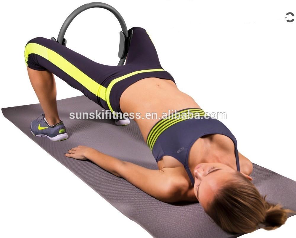 Изотоническое кольцо для пилатеса: упражнения на все мышцы, стоимость pilates ring