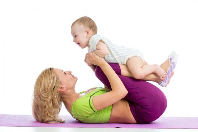 Как похудеть при грудном вскармливании? | советы для мам