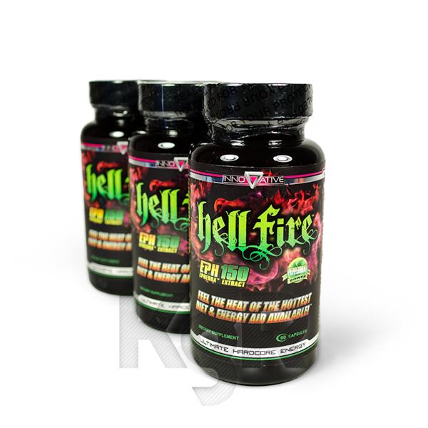 Жиросжигатель hellfire eph 150: как принимать, побочные эффекты