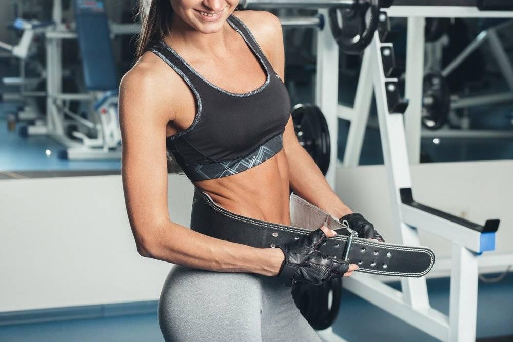 Зачем нужен атлетический пояс в фитнесе?