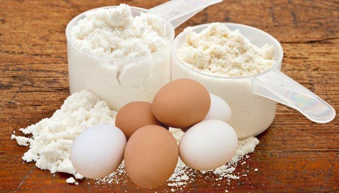Яичный протеин: как принимать и чем полезен альбумин