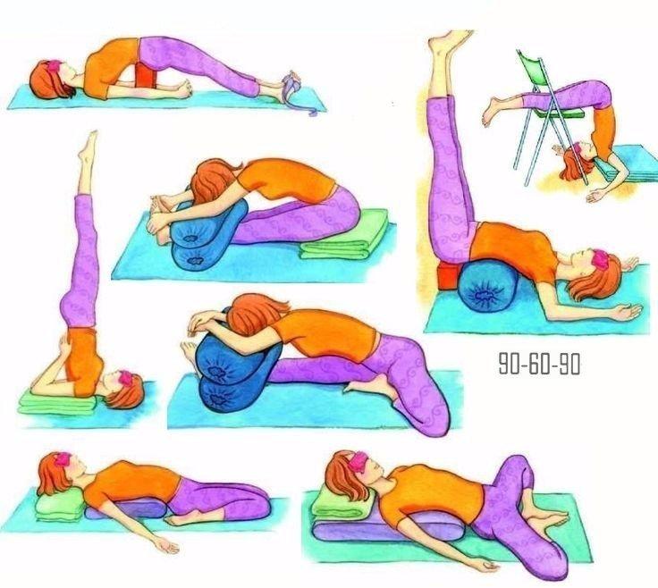 Самые эффективные упражнения при болях в пояснице и спине: гимнастика в домашних условиях