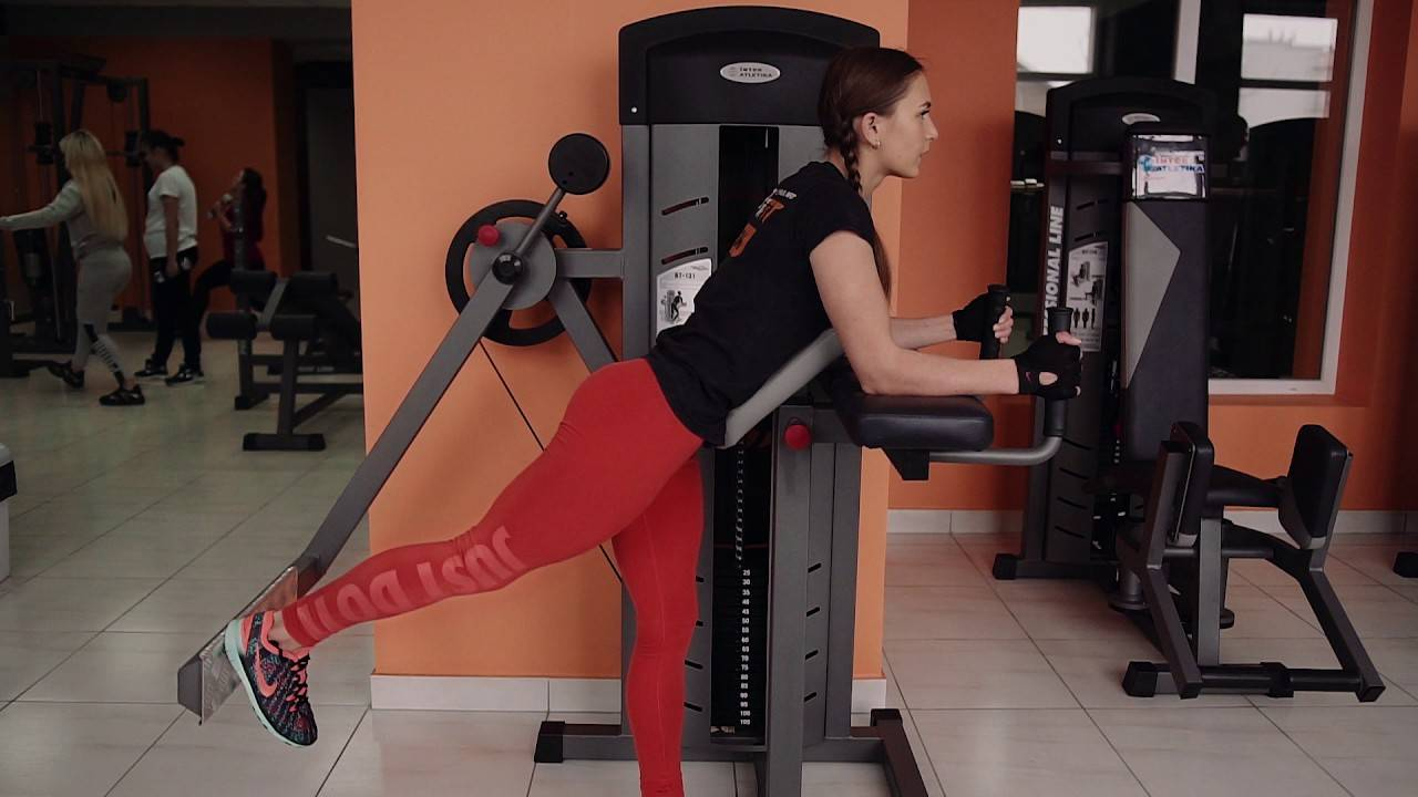 Махи ногами для похудения: упражнения для бедер и ягодиц - allslim.ru