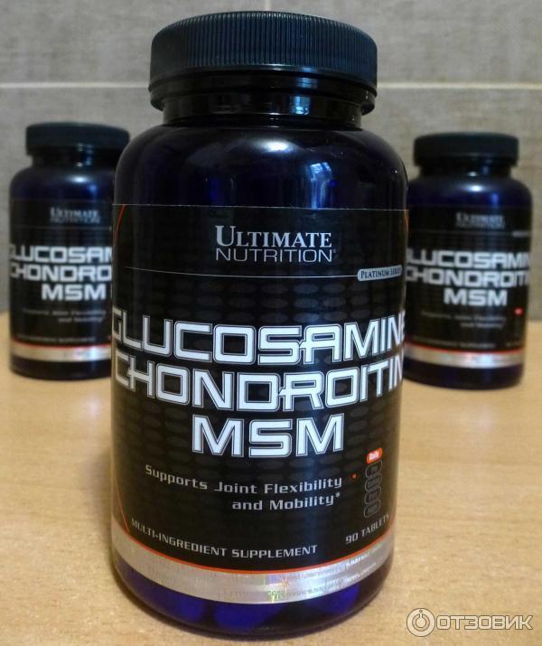 Natrol glucosamine chondroitin msm: состав, инструкция, стоимость