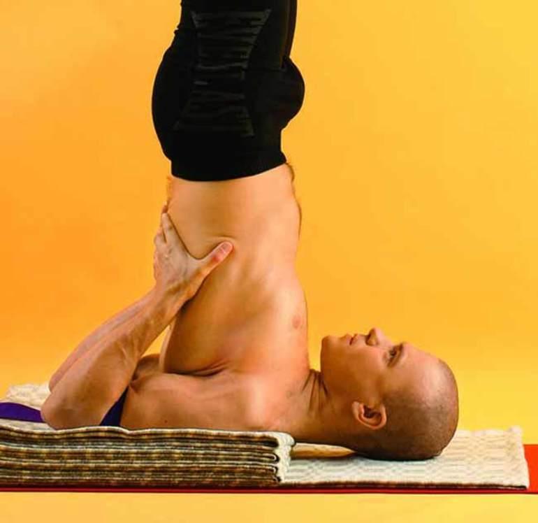 Упражнение березка: как правильно делать, сколько стоять, польза и вред для новичков | ledyolga.ru