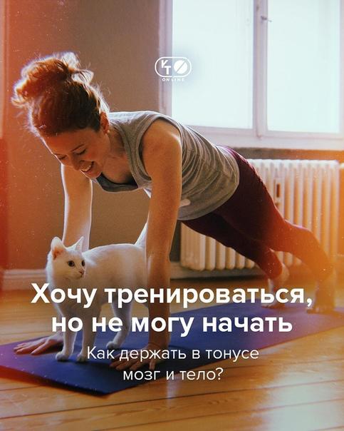 Как заставить себя качаться и тренироваться ежедневно дома?
