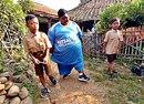 Юные-рекордсмены: самые большие дети в мире
