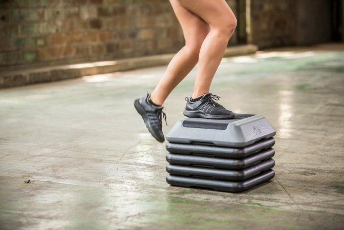 Как правильно выполнять прыжки на ящик (тумбу)