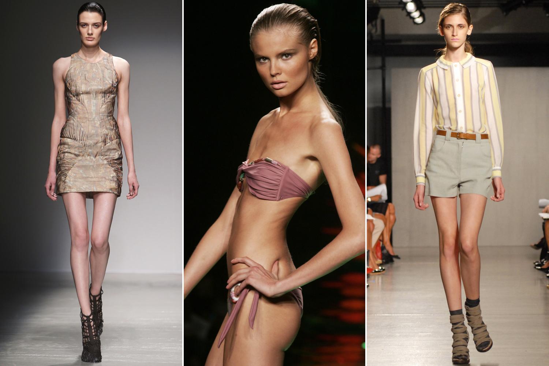 Почему модельеры работают только с худыми моделями?