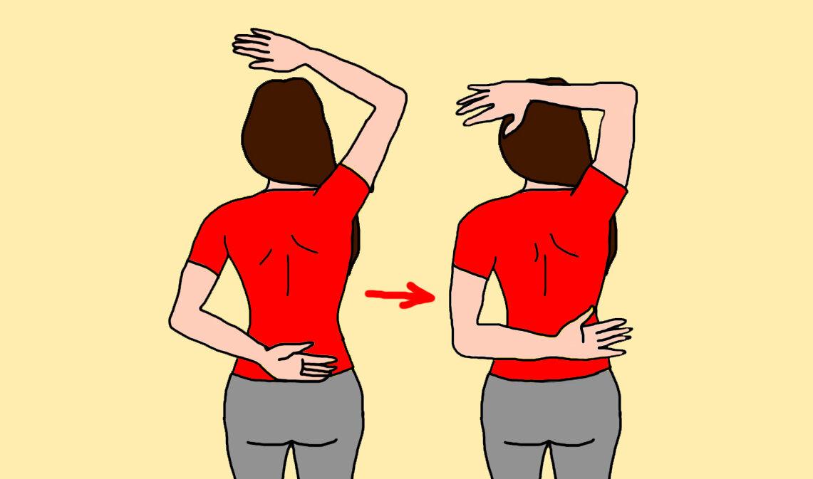 Лечебные упражнения йоги для плечевого пояса в домашних условиях