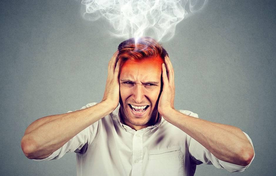 Связь мозга и стресса