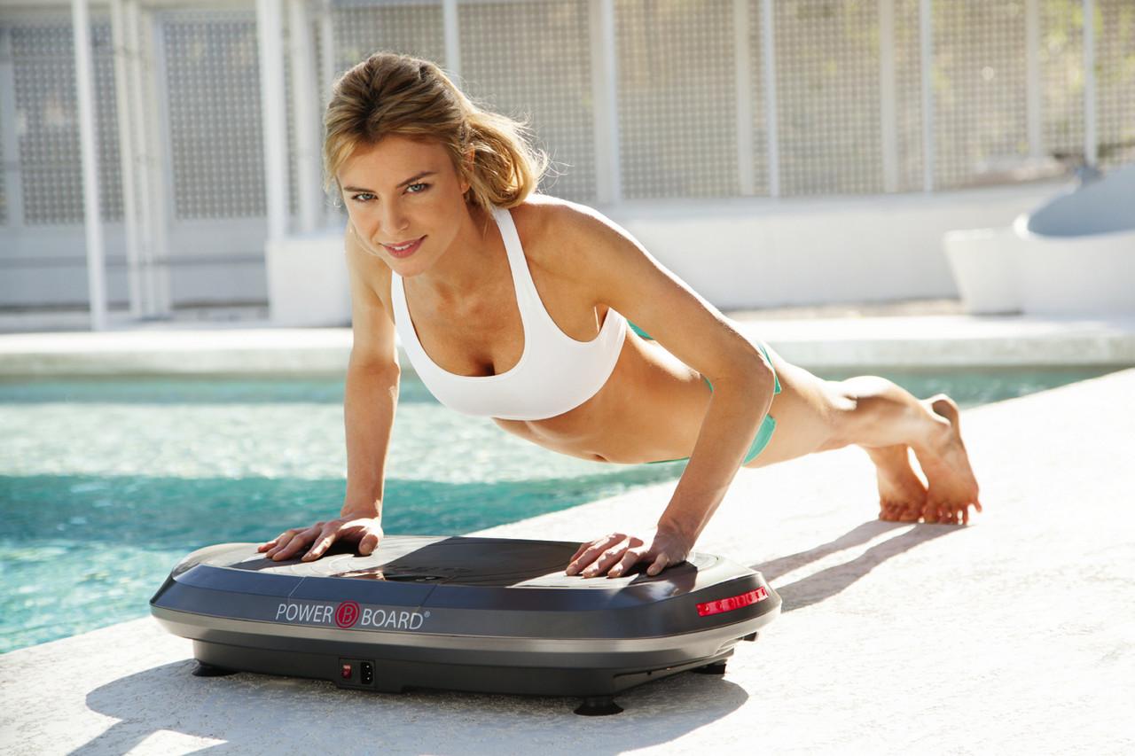Виброплатформа для похудения — программа тренировок, отзывы