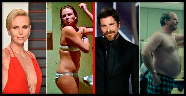 15 актеров, которым пришлось набрать вес для роли в кино
