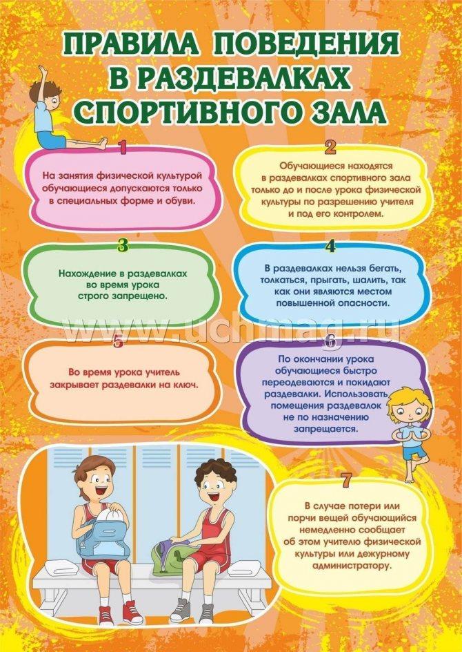 10 правил поведения в тренажёрном зале