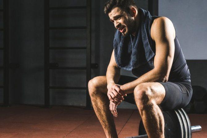 Как правильно восстановить организм после силовой тренировки