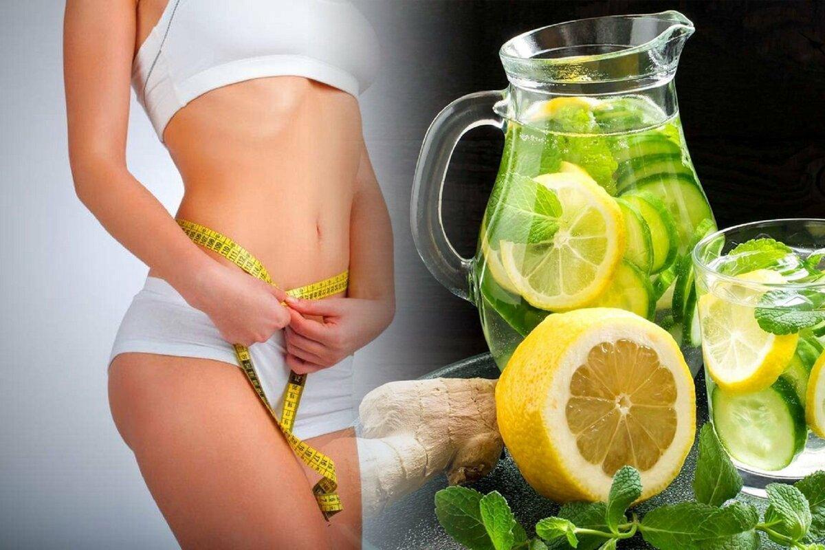 Жиросжигающий напиток для похудения в домашних условиях
