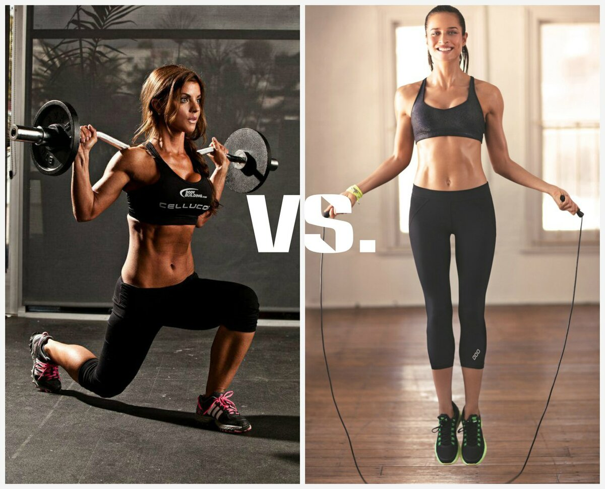 Кардио натощак: сжигаем жир или мышцы?