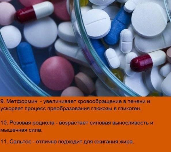 Аптечные препараты для бодибилдинга для сушки, на массу как принимать