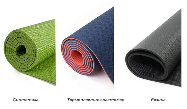 Как выбрать коврик для йоги: правила выбора