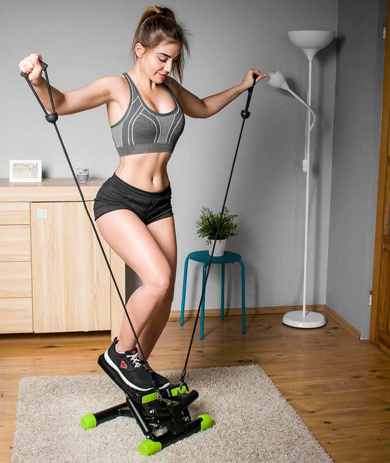 9 лучших тренажеров для похудения в домашних условиях - allslim.ru