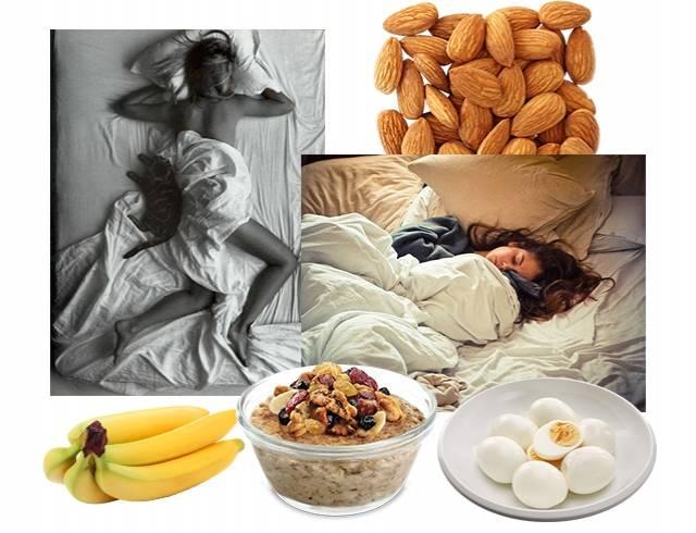 Лучшие продукты питания для улучшения сна и борьбы с бессонницей: что нужно есть и как следует питаться