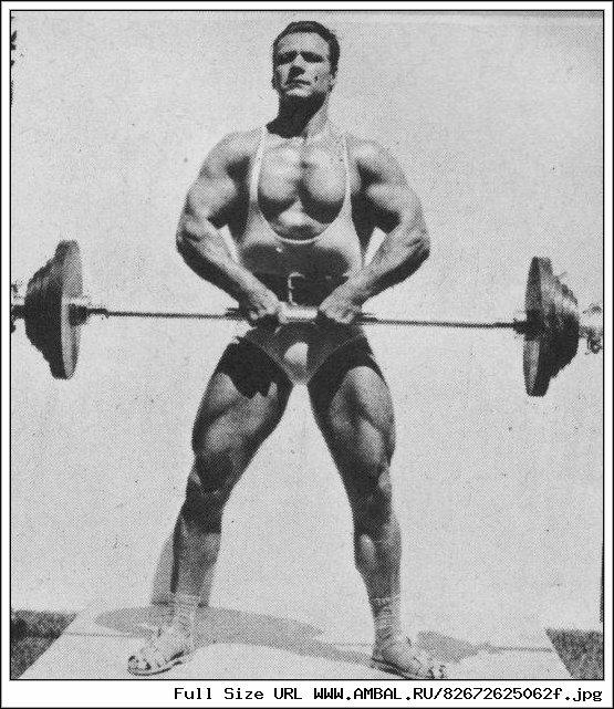 Ронни колеман — невероятный силач