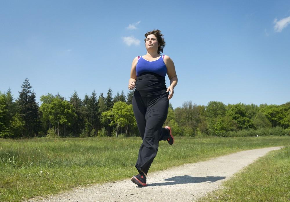 Как избавиться от жира на животе с помощью бега