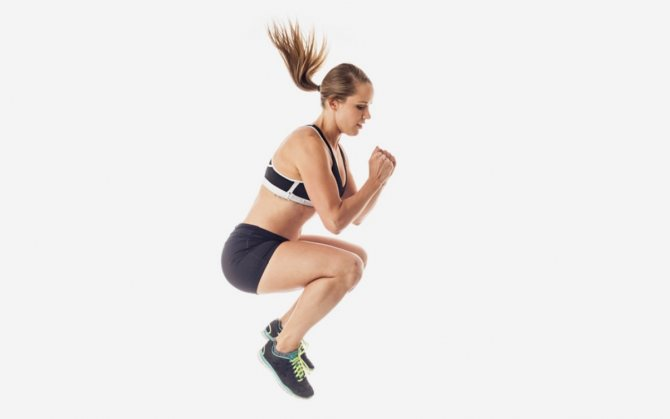 Комплекс эффективных упражнений для снижения веса