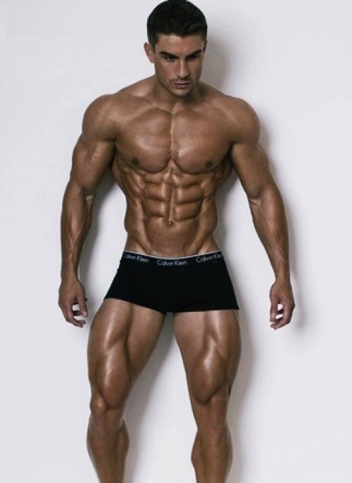 Райан терри – первый британский атлет в категории «men's physique» - городской портал кургана