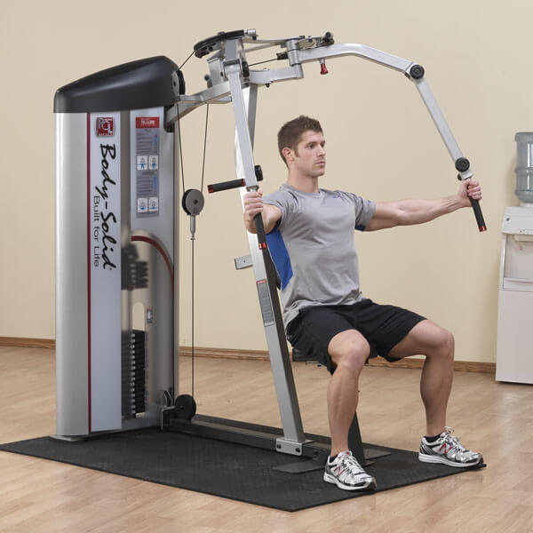 Основные виды тренировок в тренажерном зале