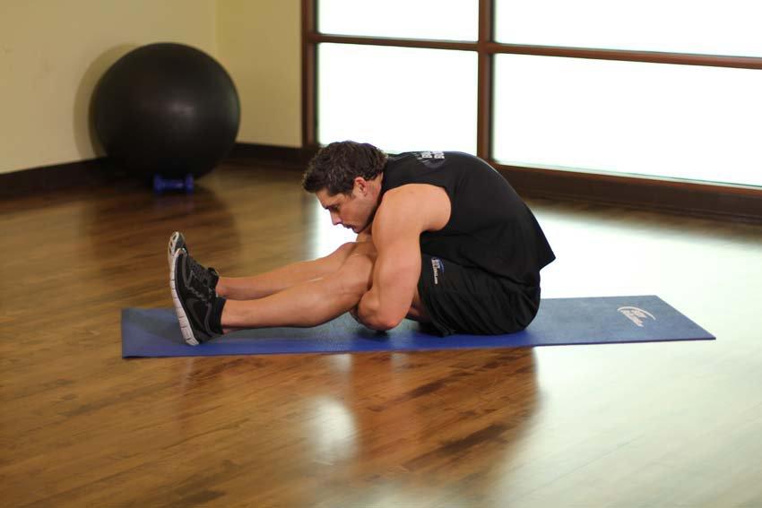 Список упражнений без осевой нагрузки на позвоночник